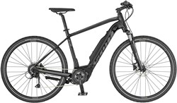 Scott Sub Cross eRide 30  2019 - Electric Hybrid Bike