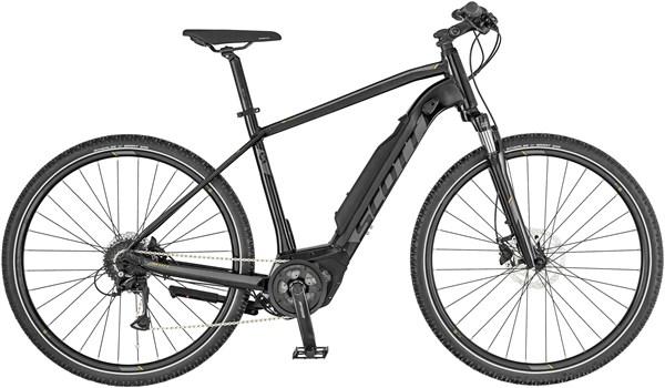 Scott Sub Cross eRide 30  2019 - Electric Hybrid Bike