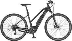 Scott Sub Cross eRide 30 Womens 2019 - Electric Hybrid Bike