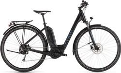 Cube Touring Hybrid One 500 Easy Entry 2019 - Electric Hybrid Bike