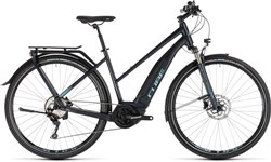 Cube Touring Hybrid Pro 500 Womens 2019 - Electric Hybrid Bike