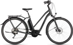 Cube Town Sport Hybrid Pro 400 Womens 2019 - Electric Hybrid Bike
