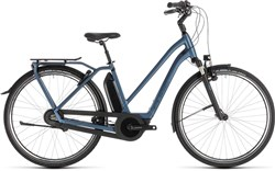 Cube Town Hybrid EXC 500 Womens 2019 - Electric Hybrid Bike