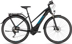 Cube Kathmandu Hybrid EXC 500 Womens 2019 - Electric Hybrid Bike
