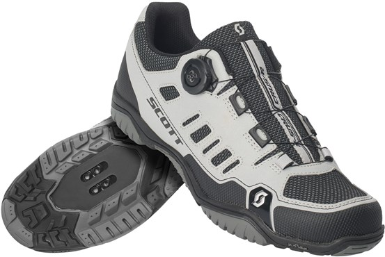 Scott Sport Crus-R Boa Reflective Shoes
