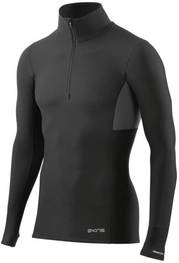 Skins DNAmic Thermal Zip Long Sleeve Jersey | Trøjer