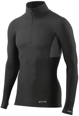 Skins DNAmic Thermal Zip Long Sleeve Jersey