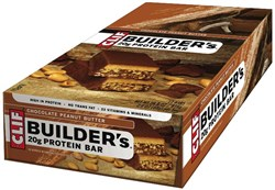 Product image for Clif Bar Builders Protein Bars - Box of 12