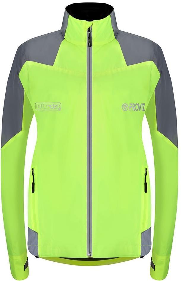 Proviz Nightrider 2.0 Womens Cycling Jacket   Jackets