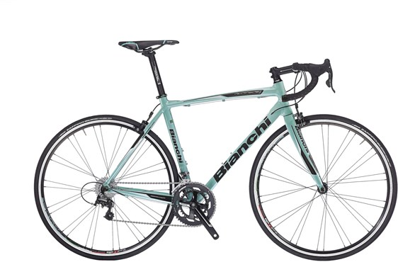 Bianchi Via Nirone 7 Xenon - Nearly New - 55cm 2018 - Road Bike