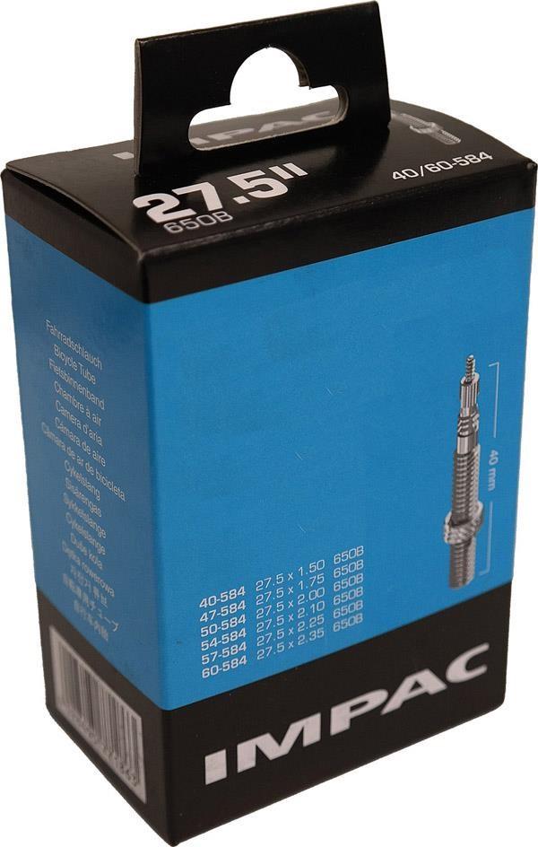 Impac AV28 Slim Schrader Inner Tube | Tubes