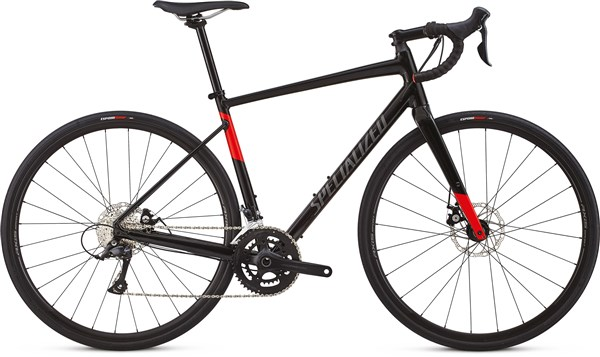 Specialized Diverge E5 Sport - Nearly New - 54cm 2018 - Road Bike
