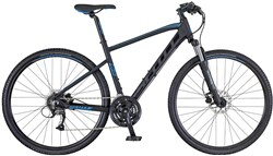 Scott Sub Cross 40 - Nearly New - M 2018 - Hybrid Sports Bike