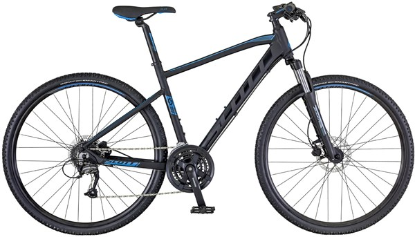 Scott Sub Cross 40 - Nearly New - M 2018 - Hybrid Sports Bike