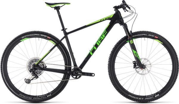 Cube Reaction C:62 Eagle 29er - Nearly New - 17