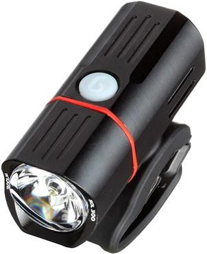 Guee SOL 300 Headlight +COB-X Red Light Set