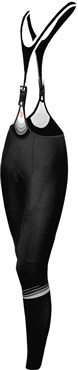 Funkier Thermesse S-981W-C12 Womens Winter Single Strap Bib Tights
