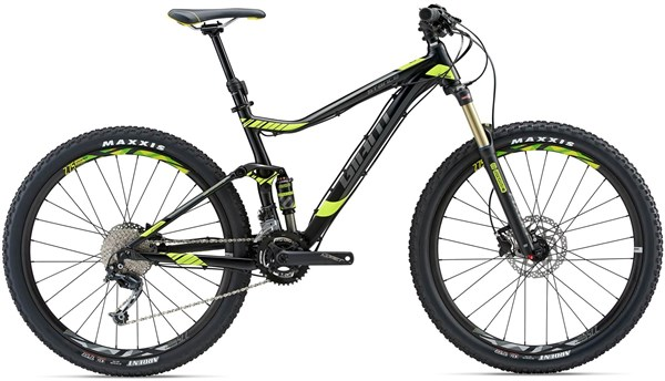 "Giant Stance 2 27.5"" - Nearly New - XL Mountain Bike 2018 - Full Suspension MTB"