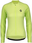 Scott Endurance 10 Womens Long Sleeve Jersey