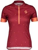 Scott Endurance 20 Short Sleeve Womens Jersey