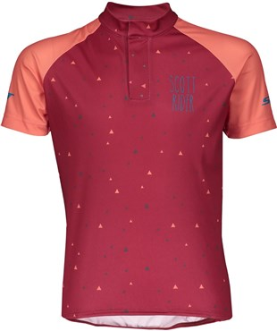 Scott RC Team Junior Short Sleeve Jersey