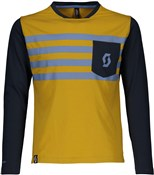 Scott Trail Dri Junior Long Sleeve Shirt