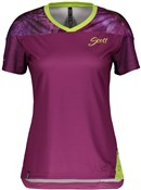 Scott Trail Flow Womens Short Sleeve Jersey