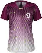 Scott Trail Vertic Pro Womens Short Sleeve Jersey