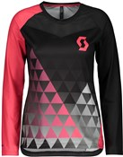 Scott Trail Vertic Womens Long Sleeve Jersey