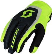 Scott 350 Dirt Long Finger Kids Gloves
