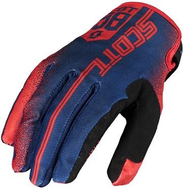 Scott 350 Race Long Finger Gloves Out Of Stock Tredz Bikes