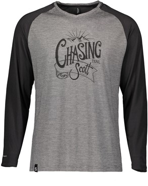 Scott Trail Flow Raglan Long Sleeve Shirt