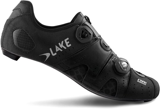 Lake CX241 CFC Wide Fit Road Shoes