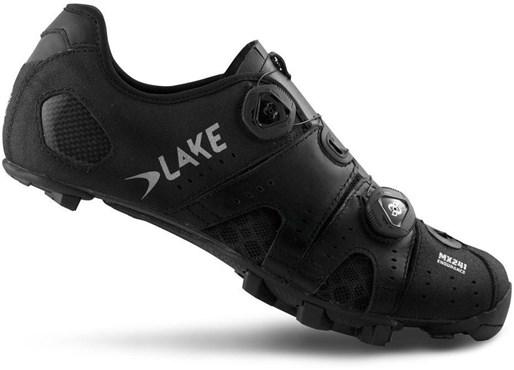 Lake MX241 CFC Wide Fit MTB Shoes