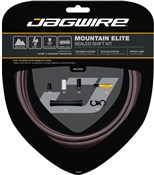 Product image for Jagwire Mountain Elite Sealed Gear Kit