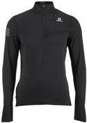 Product image for Salomon Grid HZ Mid Long Sleeve Jersey