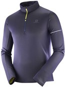 Product image for Salomon Agile HZ Mid Long Sleeve Jersey
