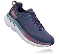 Hoka Clifton 5 Womens Running Shoes (Wide)