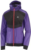 Product image for Salomon Lightning Aero FZ Womens Running Hoodie / Jacket
