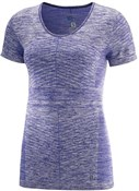 Product image for Salomon Elevate Move On Short Sleeve Womens Running Tee