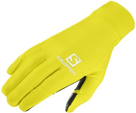 Salomon Pulse Trail Running Long Finger Gloves