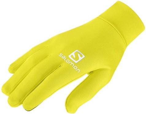 Salomon Agile Warm Trail Running Long Finger Gloves