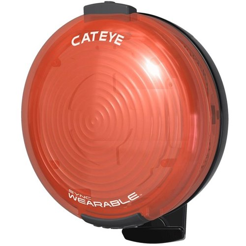 Cateye Sync 35/40 Lm Wearable Rear Light