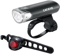Product image for Cateye El135 & Orb Front & Rear Light Set