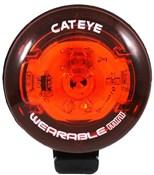 Cateye Wearable Mini Rear Battery Light