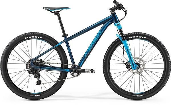"Merida Big Seven 600 27.5"" - Nearly New - 20"" Mountain Bike 2017 - Hardtail MTB"