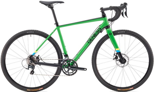 Genesis Vapour CX 20 - Nearly New - M - 2017 Cyclocross Bike