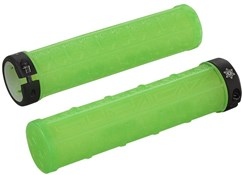 Product image for Supacaz Grizips Clear Handlebar Grips
