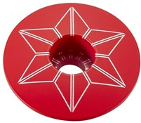 Product image for Supacaz Star Capz Stem Cap
