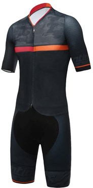 Santini River Road Skin Suit C3 Pad